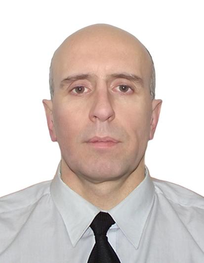 VALENTYN STRELTSOV seafarer Chief Officer Container Ship
