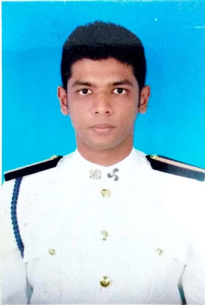 Sanjay Desmond Kumar Vijaya Kumar  seafarer Third Engineer LNG (Liquefied Natural Gas carrier)