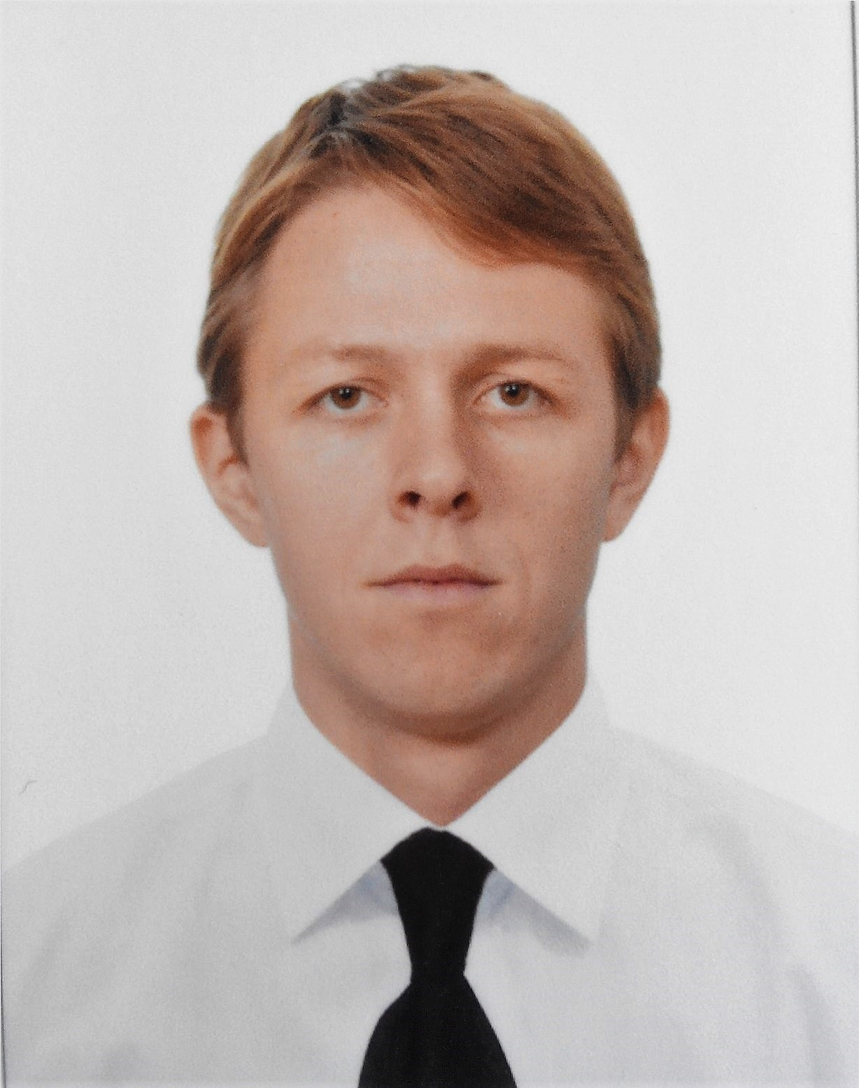 Oleksii Bukhantsev seafarer Chief Officer General Cargo