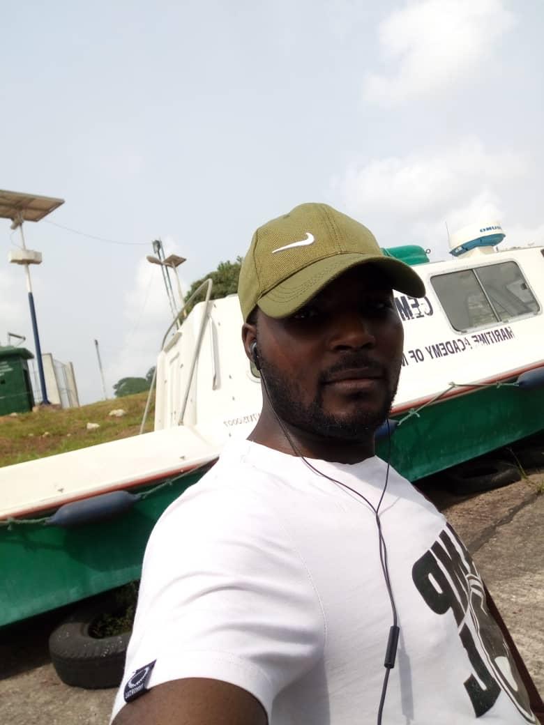 Segun James Ogundele seafarer Third Engineer Oil/Chemical tanker