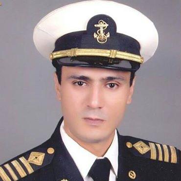 wissam gharib nafee seafarer Master AHTS