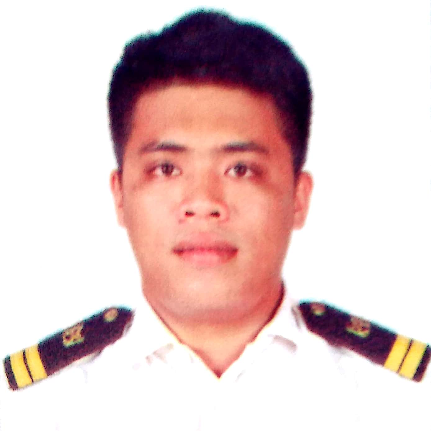 Vernel Joy L. Bawas  seafarer Third Officer General Cargo