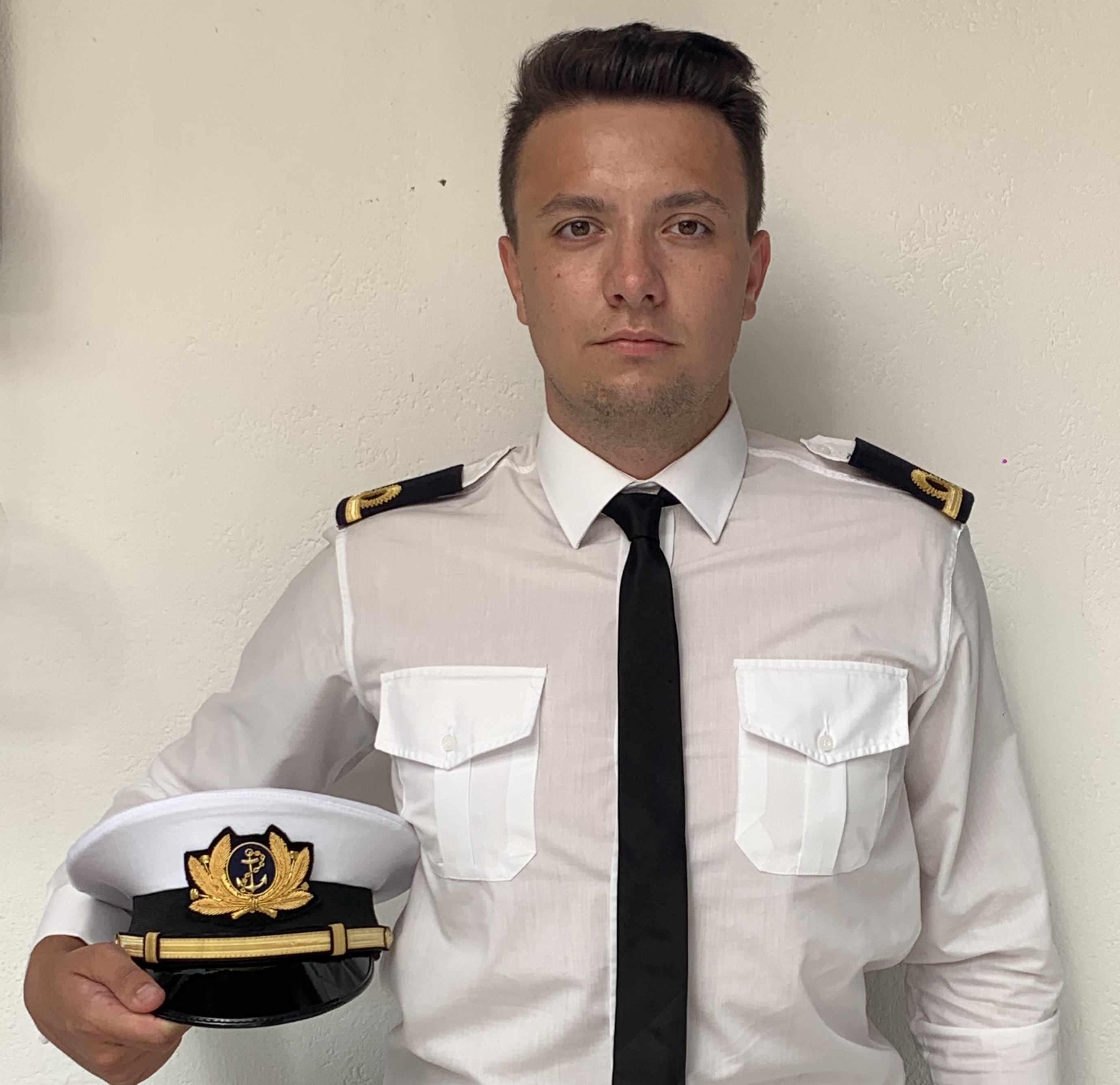 Massimiliano Bonfiglioli seafarer Third Officer Container Ship