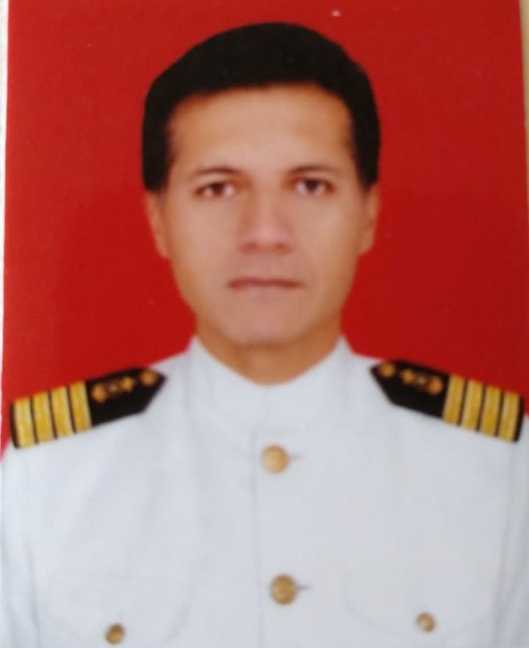 Henry Aguilar Nuñez seafarer Third Officer LNG (Liquefied Natural Gas carrier)