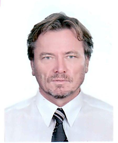 Vasyl Pilipenko seafarer Master AHTS
